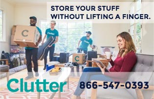 Promotional Ad for Clutter